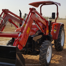 Strong Farm Machinery 40hp Farm Tractor 4wd ROPS for Sale