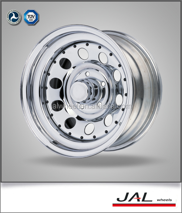 China Factory 15 Inch Steel Chrome Rims 4x4 Buy Chrome Steel Wheels 4x4 15 Inch Chrome Rims Product On Alibaba Com