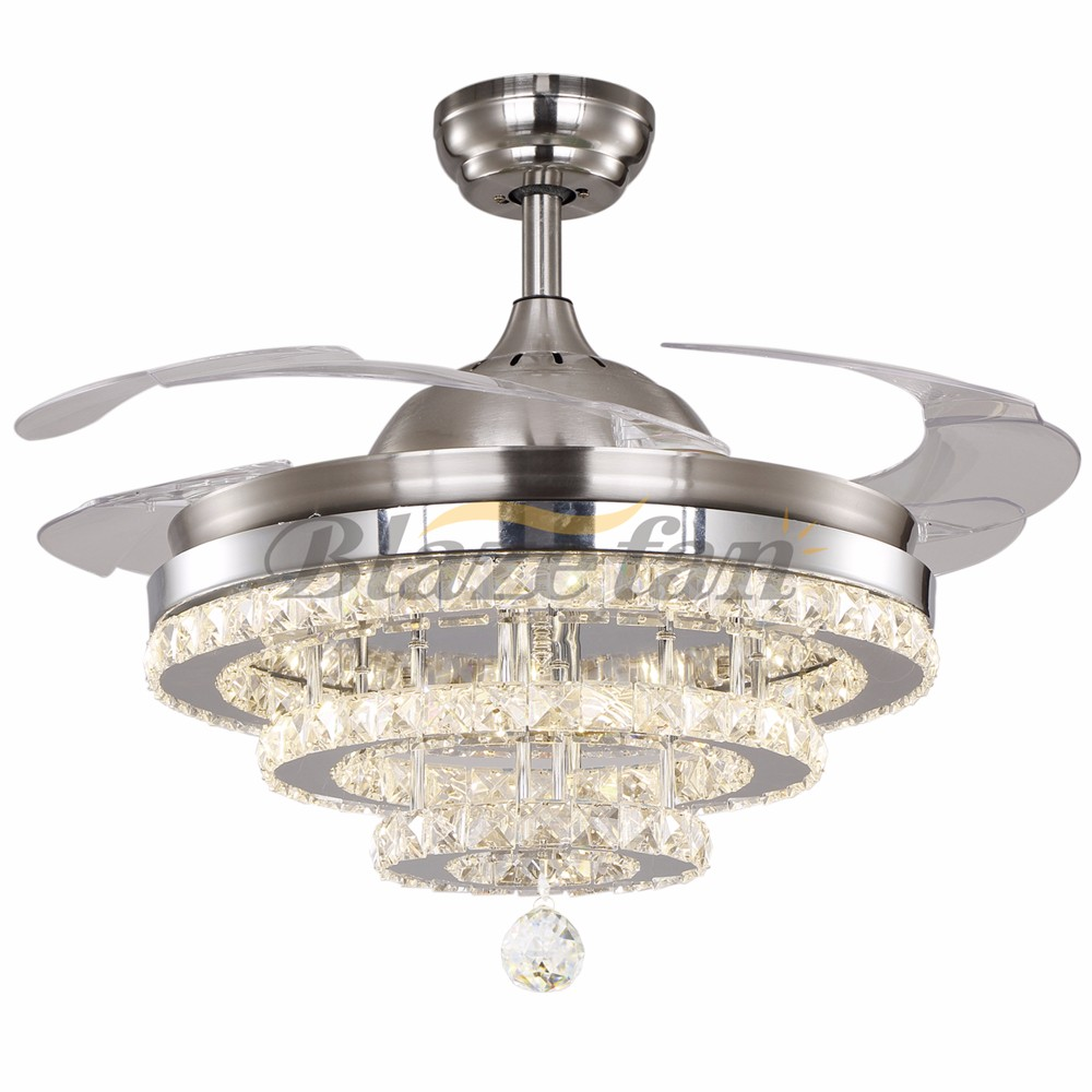 Manufacturer Bladeless Ceiling Fan With Light Bladeless