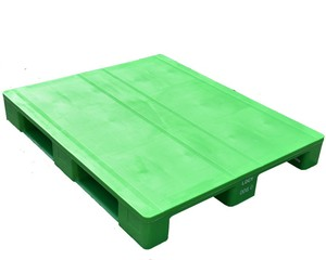 1200x1000mm flat top hygienic food grade plastic pallet