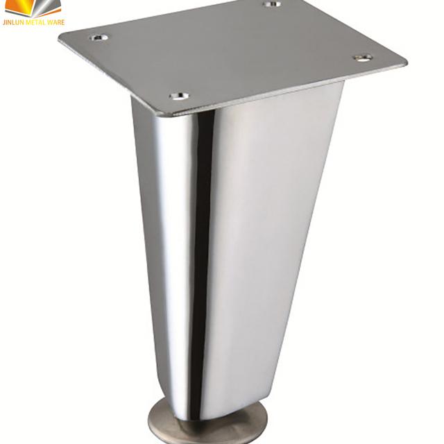 Metal Cone Steel Adjustable Furniture Leg Leveler
