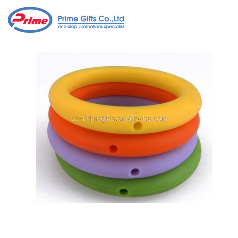 Wholesale High Quality Rope Bracelet Men Sports Wristband Silicone