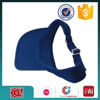 New coming simple design children sun visor hats for wholesale