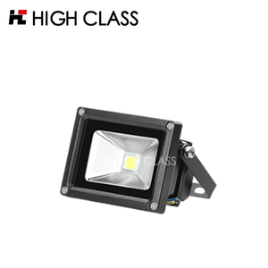Free sample outdoor waterproof ip65 slim 10w led floodlight parts