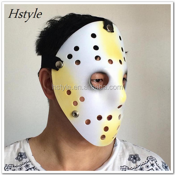 Jason Mask Voorhees Freddy Hockey Masquerade Party Mask Full Face Masks For Halloween MJC201