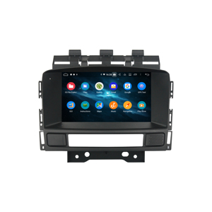Aftermarket android 9.0 Car auto multimedia dvd player with gps navigation for Astra J 2011-2012 Car stereo dvd player