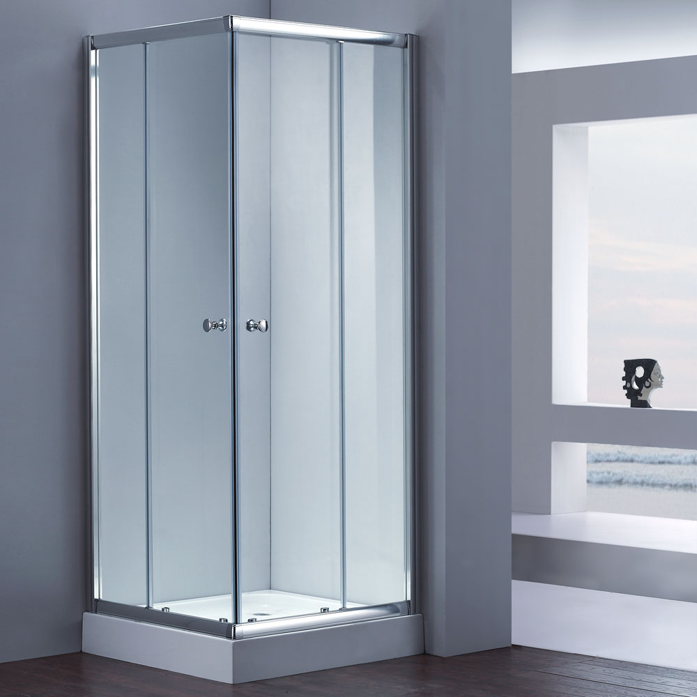 Cheap aluminum frame bath shower cabin