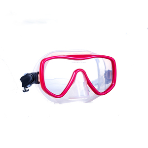 Snorkeling Mask Scuba Silicone Diving Equipment Mask