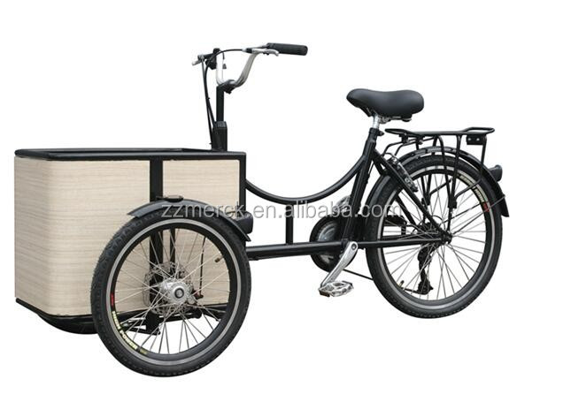 City Vending Fruit And Vegetables Display Riding Stands Mini Cargo