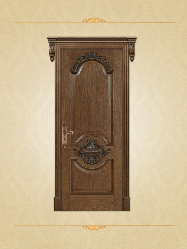 American style wood edge entry door buy entry door for Purchase french doors