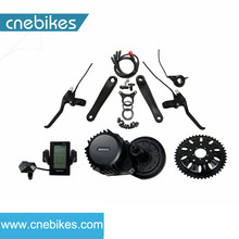 Easy Installation bafang bbshd 48v 1000w fat e bike conversion kit with the built-in controller