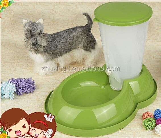 Animal feeds, automatic pet feeder, automatic feeder dog