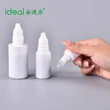 100ml plastic dropper bottles disposable, plastic dropper bottle with tamper evident cap