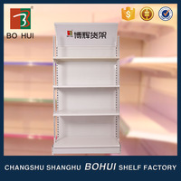 Retail steel portable display unit shop display