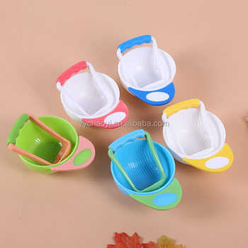 New ProductHot Sale freshfoods Baby Mash and Serve Bowl for Making Homemade Baby Food