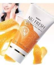 Mistine Nu Fresh with Orange Peel Extract Brightening Anti-aging Peel Off Mask Amazing of Thailand