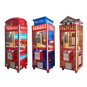 Hot sale japanese vending machine toys,vending machine custom,coin acceptor  vending machine