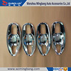 High Quality Exterior Car Accessories For 2014 X-Trail ABS Chrome Door Handle Bowl