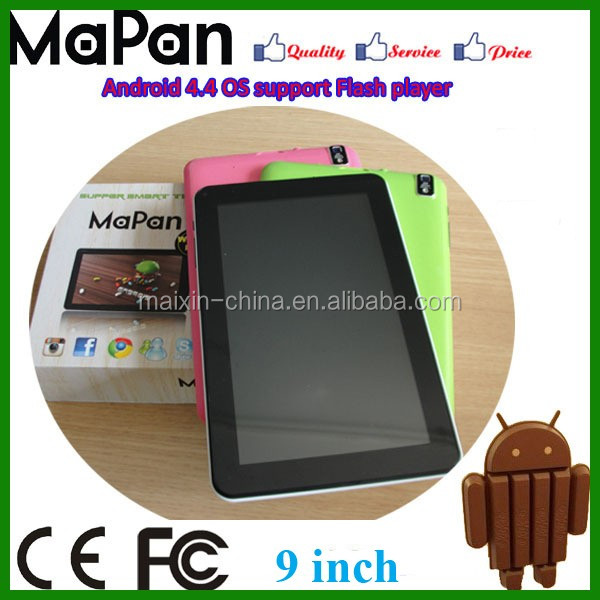 MaPan 9 inch MX923B Android mobile games 3gp free download Quad core Tablet PC