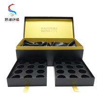 Latest hot sale luxury packaging boxes chocolate truffles