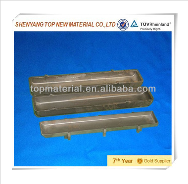 powder metallurgy alloy scrap vessel of nickel