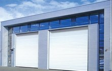 durable using stainless steel side opening aluminum garage door panels
