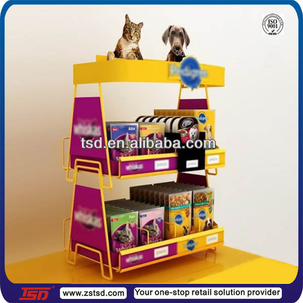 Tsd W1271 Custom Retail Store Promotion Wooden Pet Clothes
