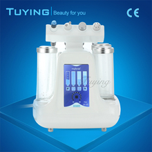 New type facial machine Small Bubble water tender facial cleaning machine for skin lifting and wrinkle removal