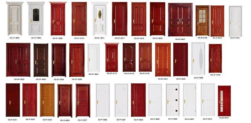 Modern Bedroom Wooden Door Designs modern bedroom door design solid wooden door china supplier - buy