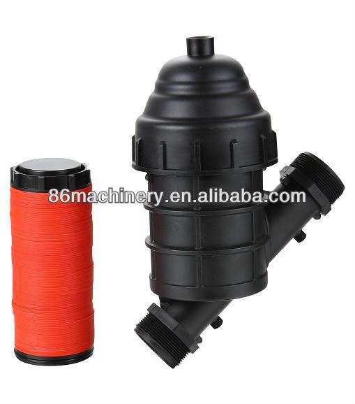 Plastic Disc filter for drip irrigation system
