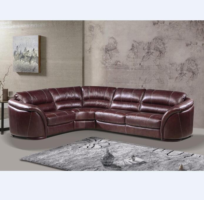 100 Top Grain Leather Sofa Set Supplieranufacturers At Alibaba
