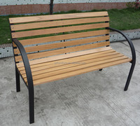 Outdoor Cast Iron Garden Bench - Buy Wooden Slats With Cast Iron ...
