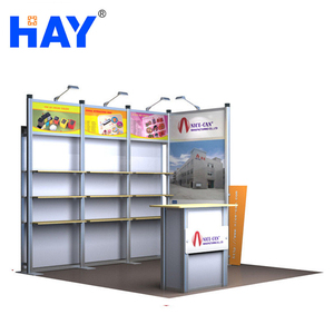 Hot Sell Exibition Booth Display Design