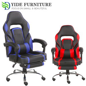 Hot Sale Recliner Computer Game Chair Swivel with Footrest