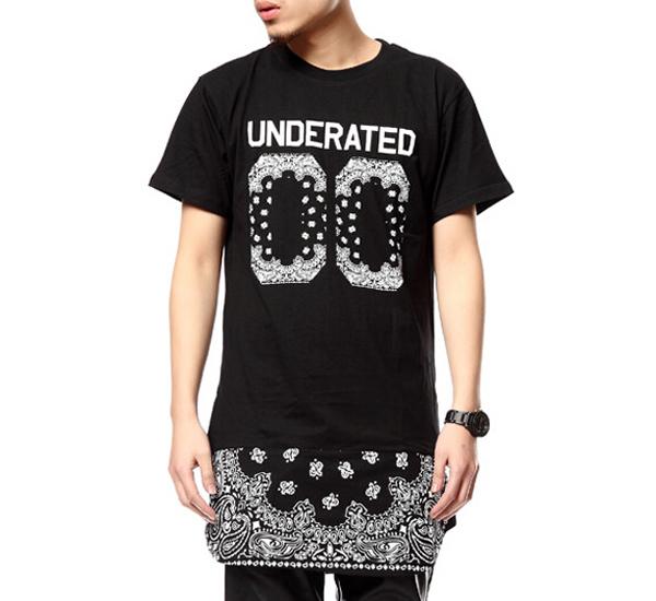 Fashion Made In China Silk Screen Printing Printed T Shirt