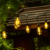 Cheap Price Festival Decorative With Edison Bulbs Waterproof Rubber Cable Led Globe Outdoor String Lights Christmas Lights