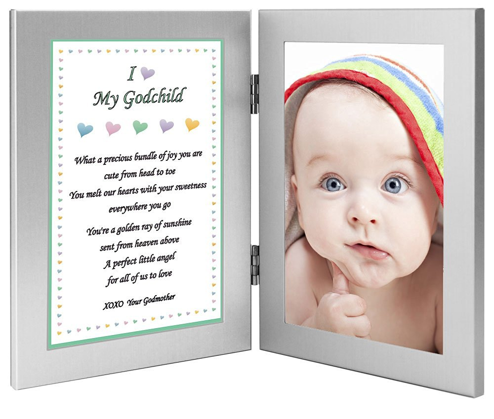 Buy Godchild Gift - Sweet Poem for Godson or Goddaughter From ...