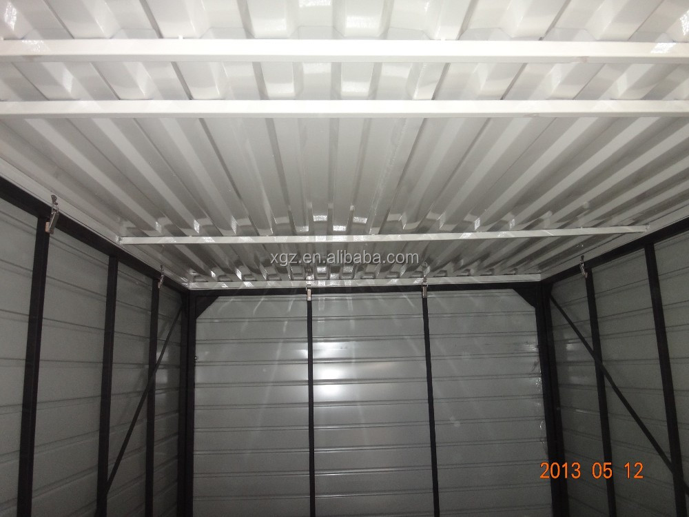 19feet folding container for storage