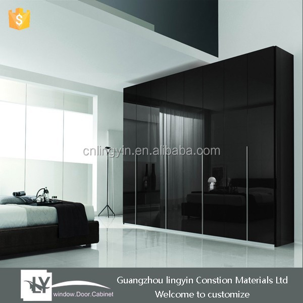 Black Wardrobe Furniture, Black Wardrobe Furniture Suppliers And  Manufacturers At Alibaba.com