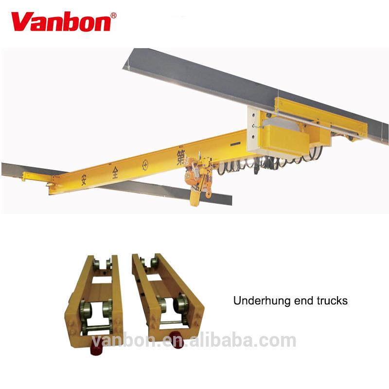 10ton enkele ligger overhead crane, 10ton bridge crane