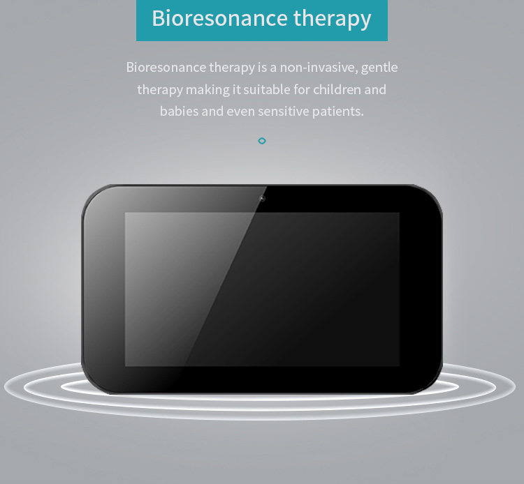 Touch Screen Computerized Bioenergy Resonance Therapy BRT Low Frequency Resonance Physiotherapy Relieves Pain Allergy