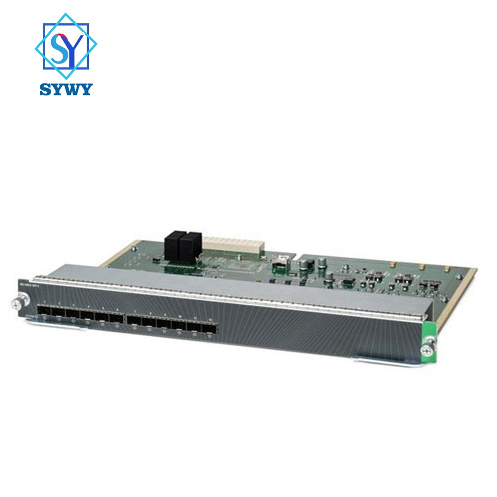 Best selling boutique brand new original CISCO core board module WS-X4612-SFP-E for enterprise SOHO