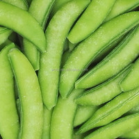 Wholesale Frozen Sweet Pea IQF sugar snap pea
