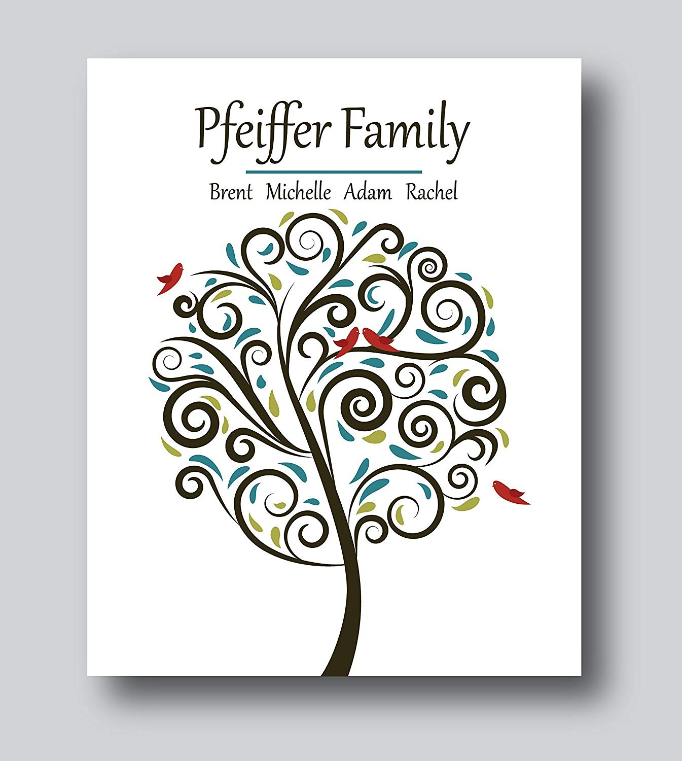 Cheap Personalized Family Tree Find Personalized Family Tree Deals