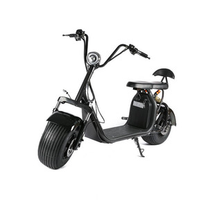 DazzIe Color Electrique HarIey Electric Scooter Citycoco eHarley Motorbike