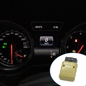 Unichip OBD2 bluetec adblue reset for Mercedes W166 adblue emulator module