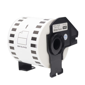 PUTY Factory Supply DK 2205 62mm*30.48m Thermal Printer Paper Roll