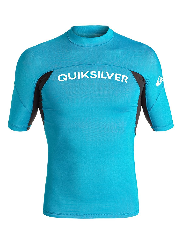 ee0596032f Get Quotations · Quiksilver Men's Performer Short Sleeve Rashguard