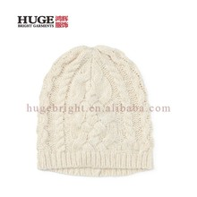 High Quality New Design Newest Wool Knit Beanie Hats For Women