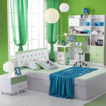 2015 Modern Bedroom Furniture Childrens Bed Room Furniture